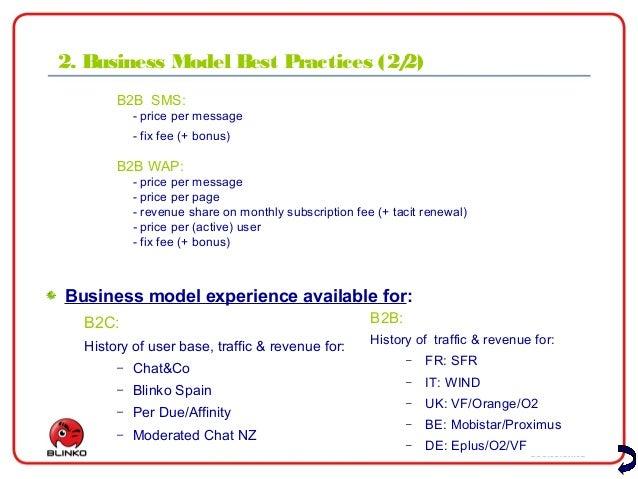 Framework best practices v3
