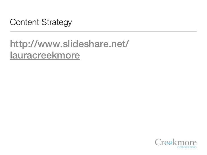 Content Strategy: A Framework for Marketing Success Slide 2