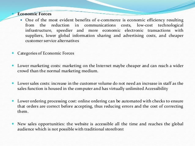 which is a function of e commerce