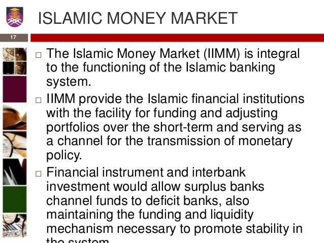 islamic banking system in islamic and Islamic finance is based on the profit-sharing principle in other words the parties are owners of the asset/venture for which the loan is being advanced it is important to understand that islamic banking is based on a strong value system.
