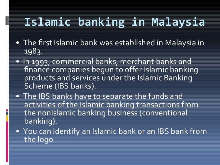 separate business entities conventional and islamic Islamic commercial banks have compliance departments just as conventional banks do, but they also need an entity to oversee sharia compliance, which is the sharia supervisory board banks have inherent risks in their day-to-day transactions.
