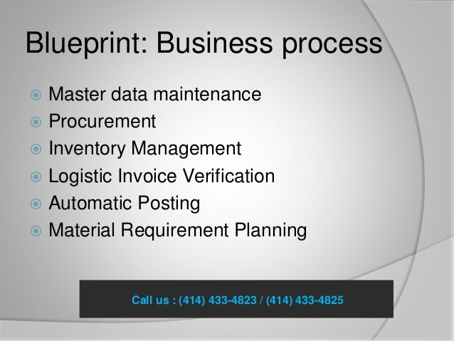 Framework of sap mm blueprint by pennonsoft blueprint business malvernweather Image collections
