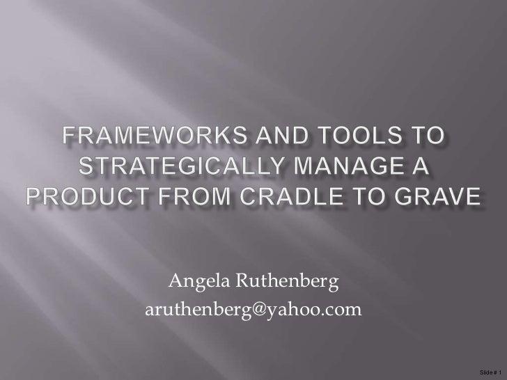 Angela Ruthenbergaruthenberg@yahoo.com                        Slide # 1
