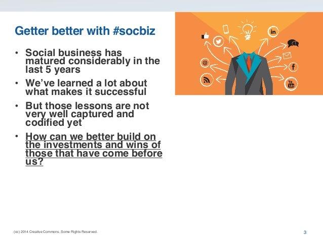 Social Business: Frameworks for Next-Gen Organizational Structure   Enterprise 2.0 SUMMIT 2014 Keynote by Dion Hinchcliffe Slide 3