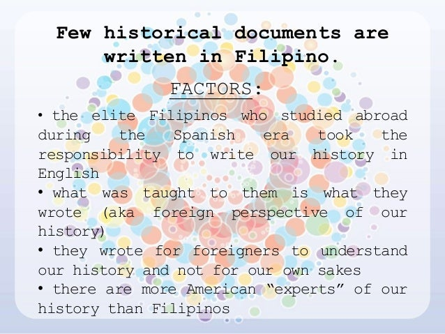 Help with academic writing in philippine context