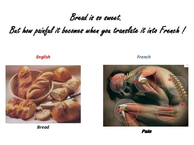 Framing and refraimig a loaf of bread Slide 2