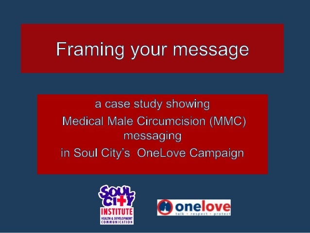Session Map• Soul City's SBCC model• Message development process• Developing your message through a  media vehicle - the c...