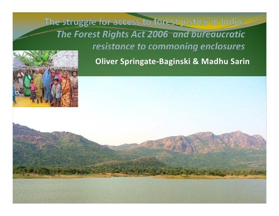 OliverSpringate‐Baginski&MadhuSarin