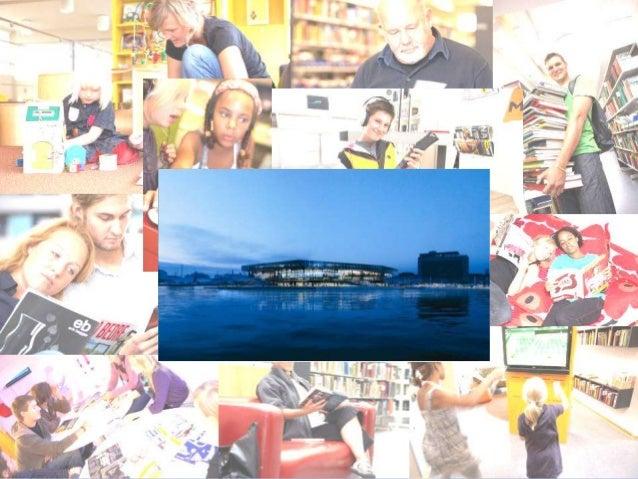 Framtidens bibliotekslokaler stockholm 31. 1.13