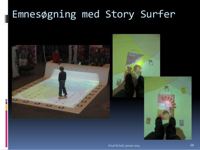 Multimediehuset – den nyeinderhavn       Konkurrence – proces og status                     Knud Schulz januar 2013   69