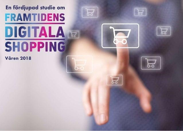Inbjudan Docere inbjuder till deltagande i en exklusiv studie av framtidens digitala shopping. Vi riktar oss till de ledan...