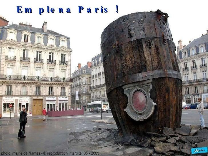 Em plena Paris !