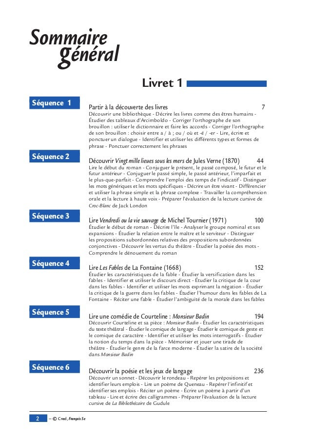 Francais5e Source Pdf Ll