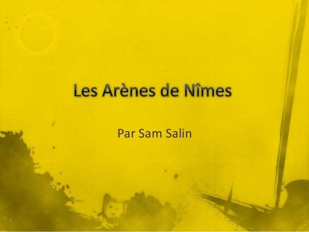 Par Sam Salin
