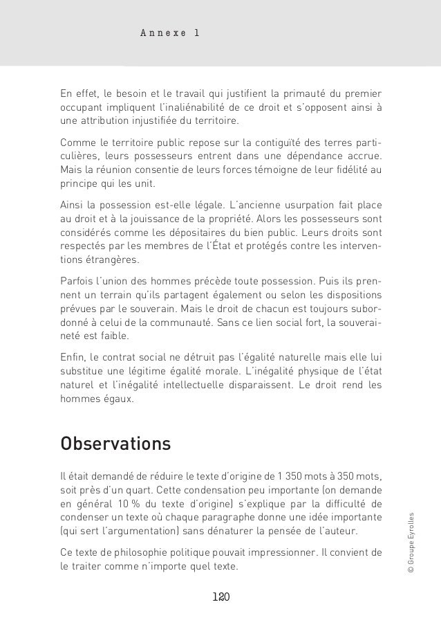 Francais lecture