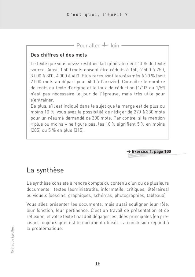 Exemple dissertation avec plan analytique