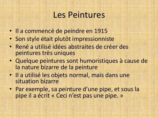 Francais rene magritte