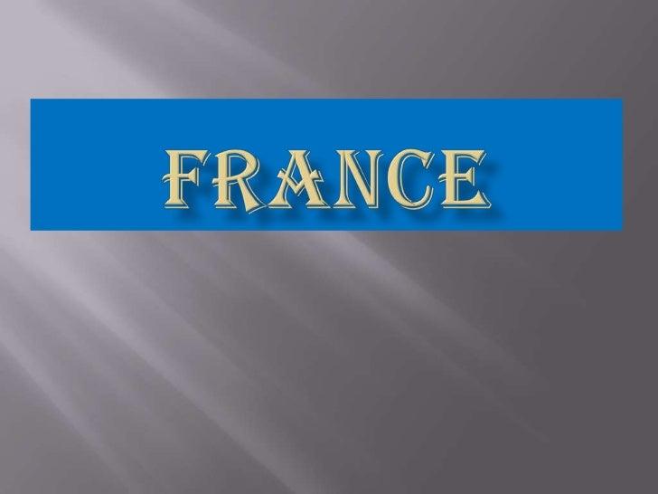 France<br />