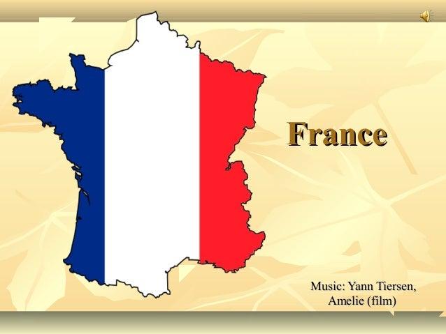 France  Music: Yann Tiersen, Amelie (film)
