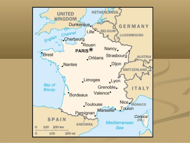  Government type: republic  Population: 60,180,529 (July 2003 est.)  Languages: French 100%, rapidly declining regional...