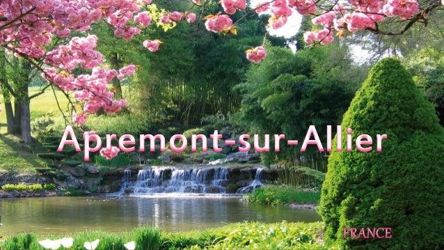 France apremont-sur-allier