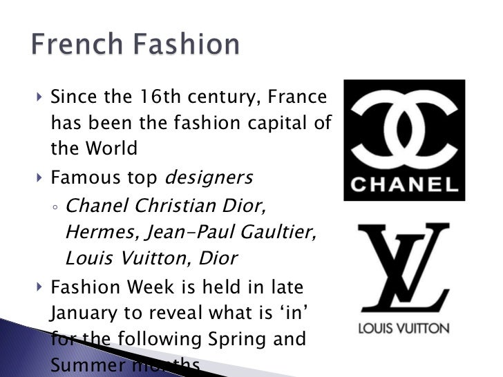 Fashion capitals of the world ppt 23