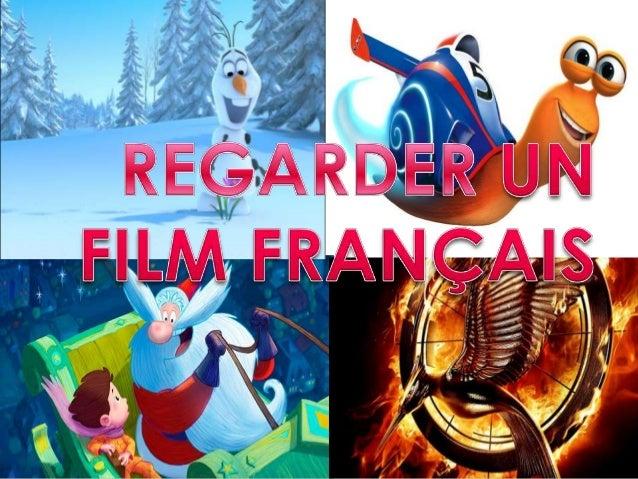 Regarder un film français