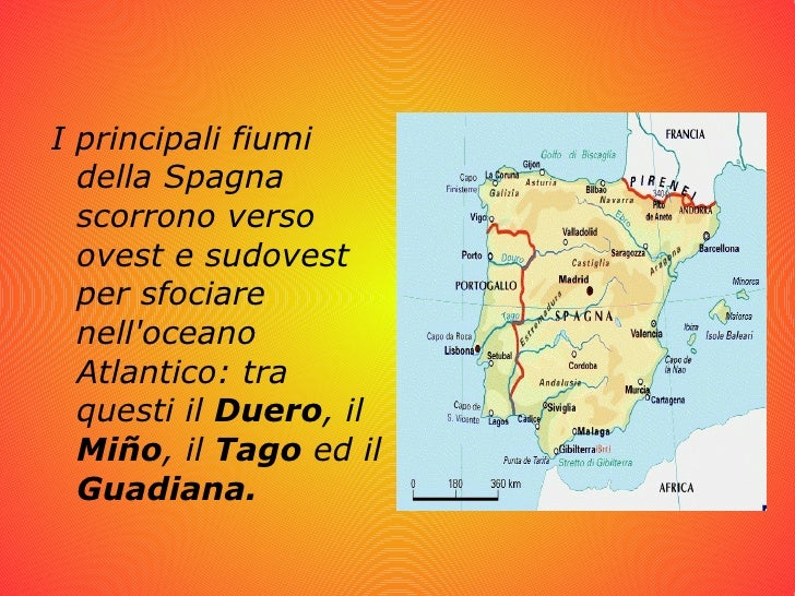 Cartina Fiumi Spagna.La Spagna Lessons Blendspace
