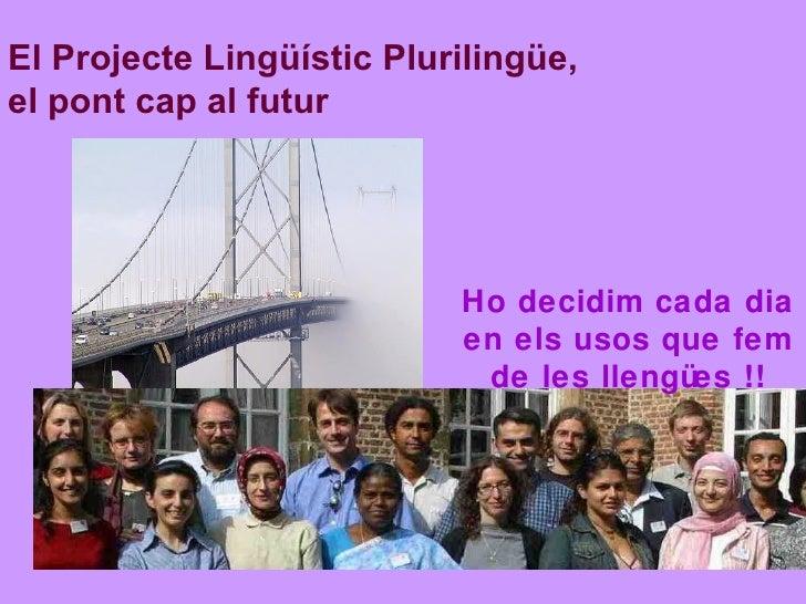 francescvilaPLCplurilingue Slide 2