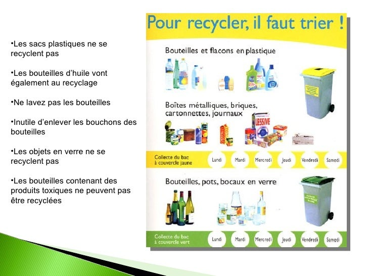 Recyclage em france ana y luz 1 bach a - Recyclage pour enfant ...