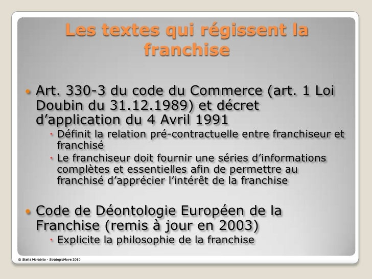 Franchise Slide 3