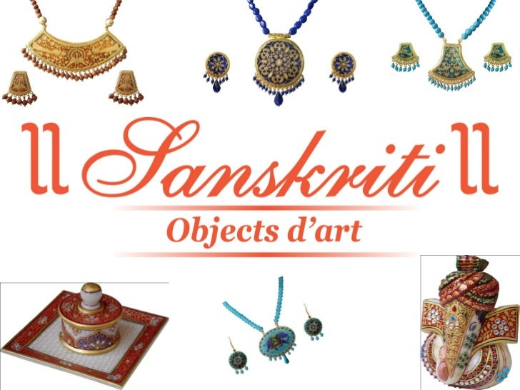 About Company•   The Sanskriti Objects d'art is a mission based organization    with socio-economic objectives of promotin...