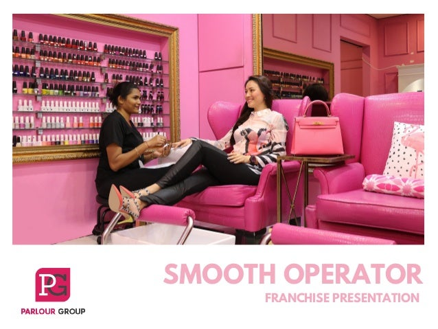 SMOOTH OPERATOR FRANCHISE PRESENTATION