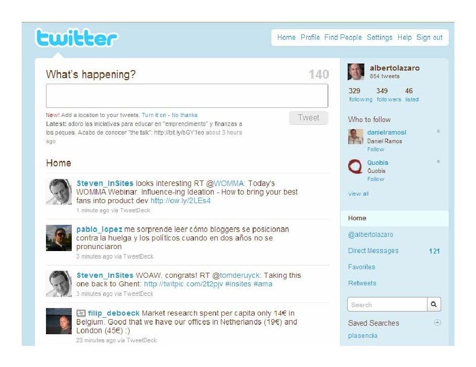 72% de los internautas usan las redes sociales    En España,  son el 80%!!               Fuente: InSites Consulting, 2010