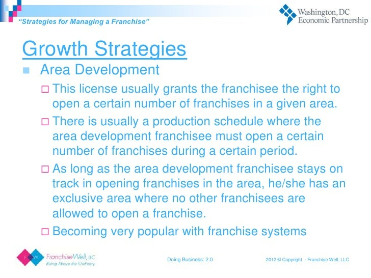 role of franchising in business growth It is now widely accepted that franchising plays an important role in the role and importance of franchising growth, but now the franchising business only.