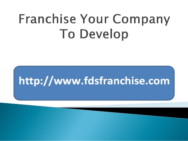    You can advantage in numerous ways if you    choose to franchise consultant. Prior to    franchising a company though,...