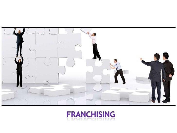 Franchising<br />