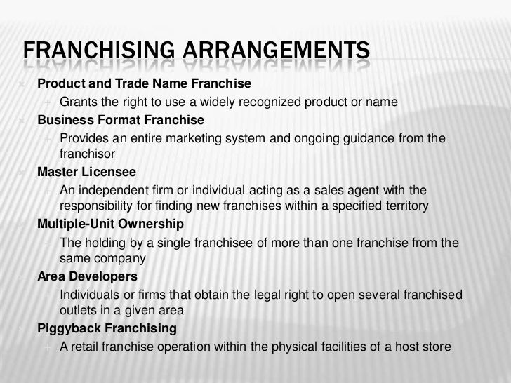 sample franchise agreement philippines franchising by edwin duenas