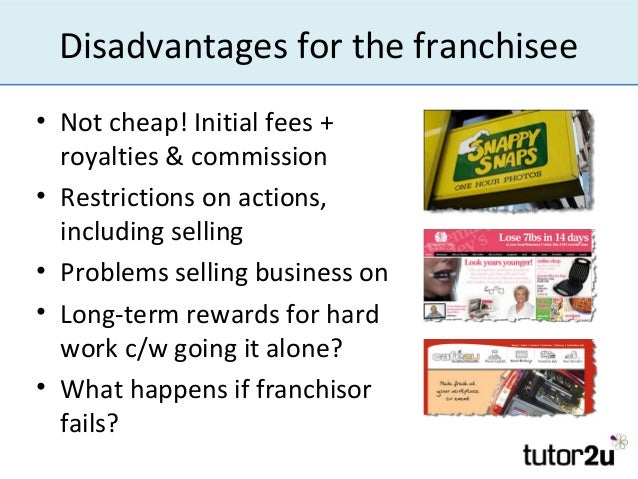 how to raise finance for a franchise
