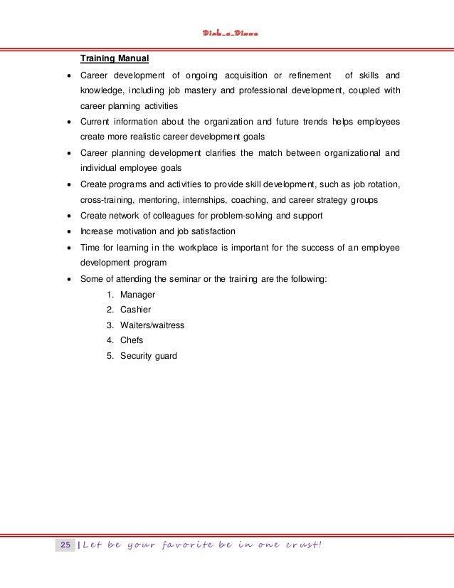 Franchising Manual