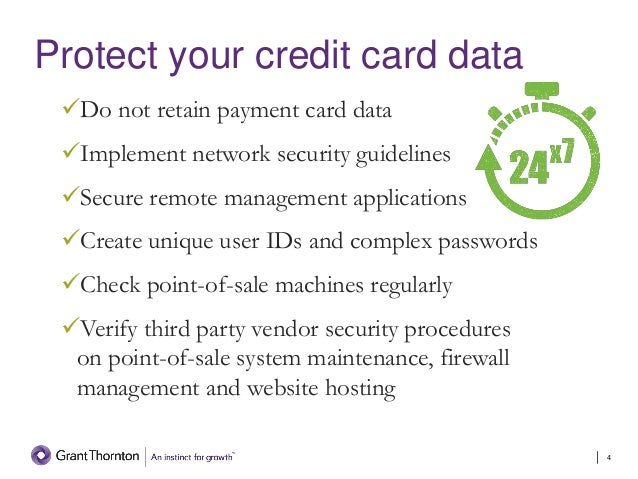 Data Security: A field guide for franchisors