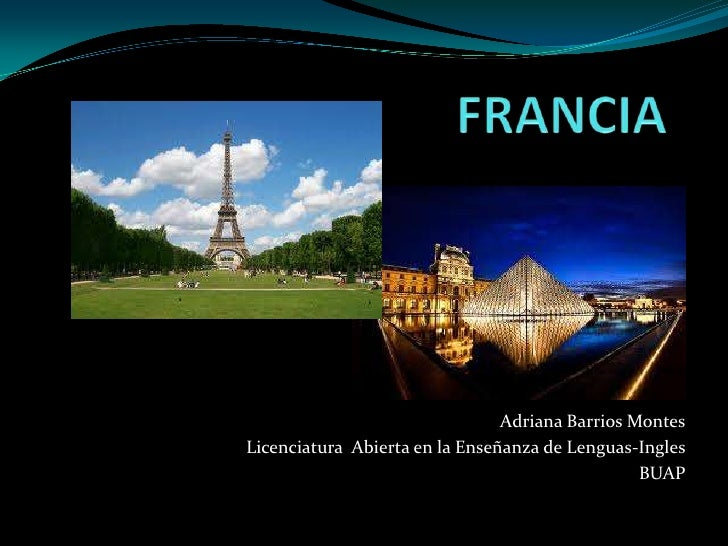 Francia Presentacion Abril 12