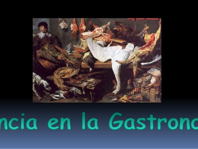 Francia y la gastronomia for Gastronomia francesa historia
