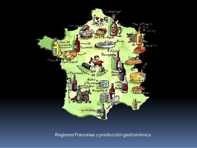 francia y la gastronomia