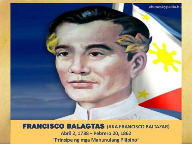 francisco balagtas baltazar biography