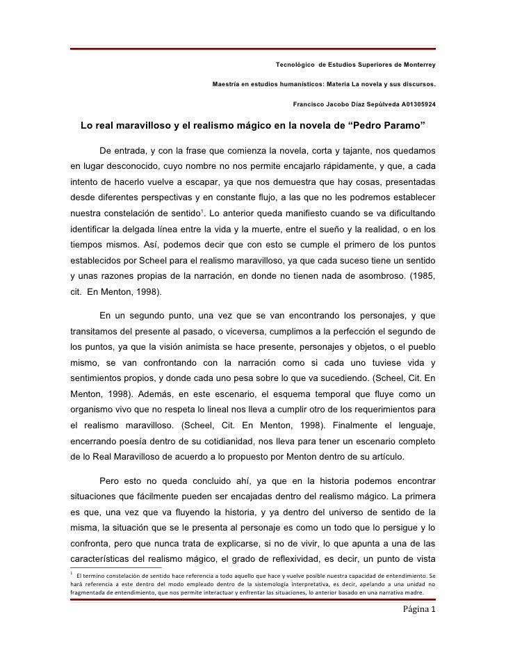 Tecnológico de Estudios Superiores de Monterrey                                                   Maestría en estudios hum...