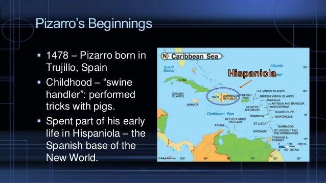 where was pizarro born