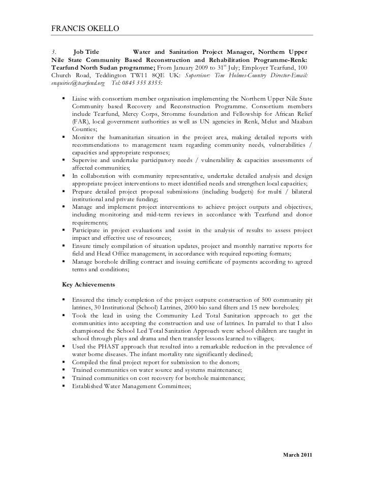 Public Health Resume  http   resumecompanion com   health  jobs     Sample Customer Service Resume