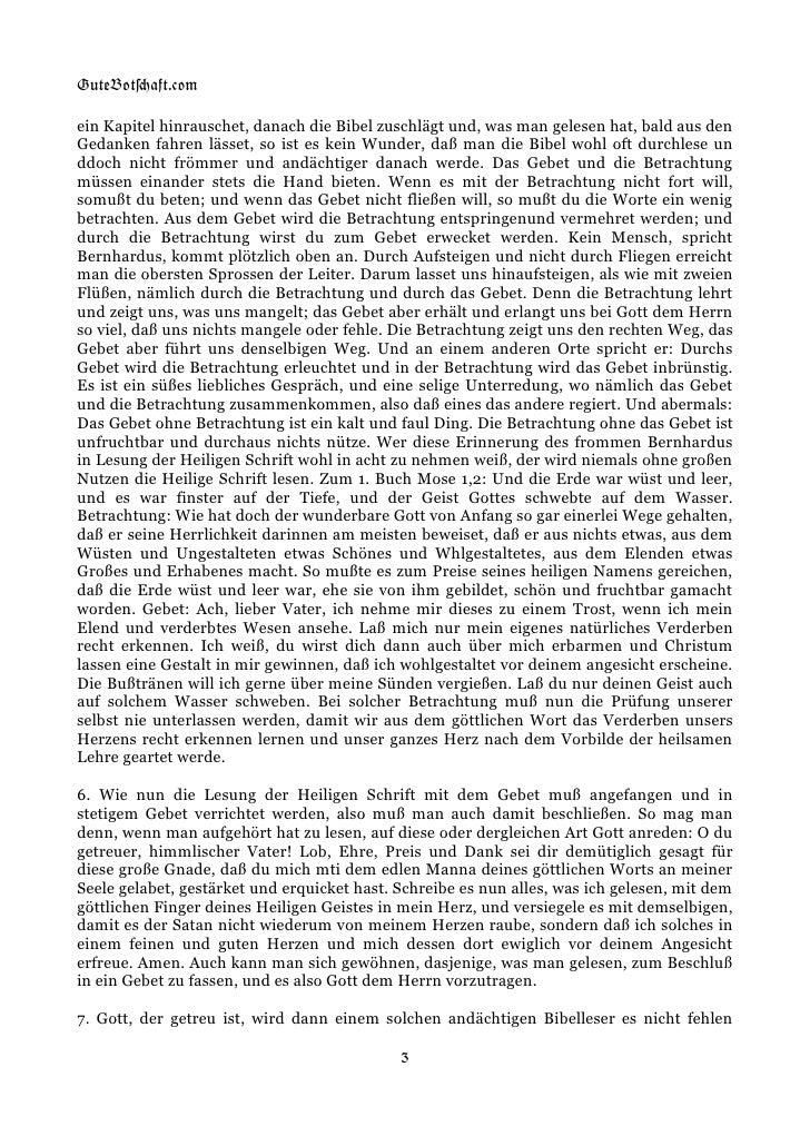 August Hermann Franckes kurzer Unterricht wie man die Heilige Schrift zu seiner wahren Erbauung lesen sollte. Slide 3