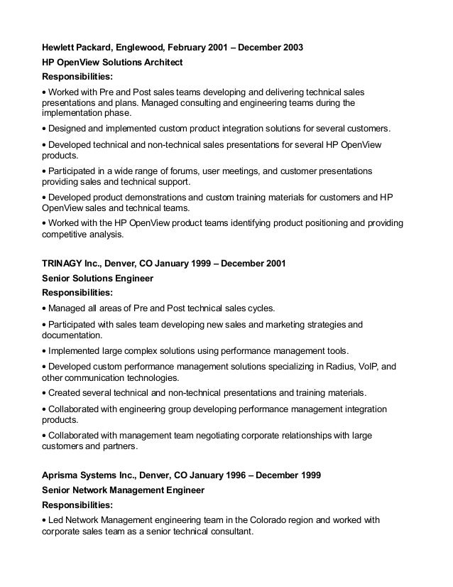 beautiful hp resume ideas simple resume office templates - Chronological Order Resume Example